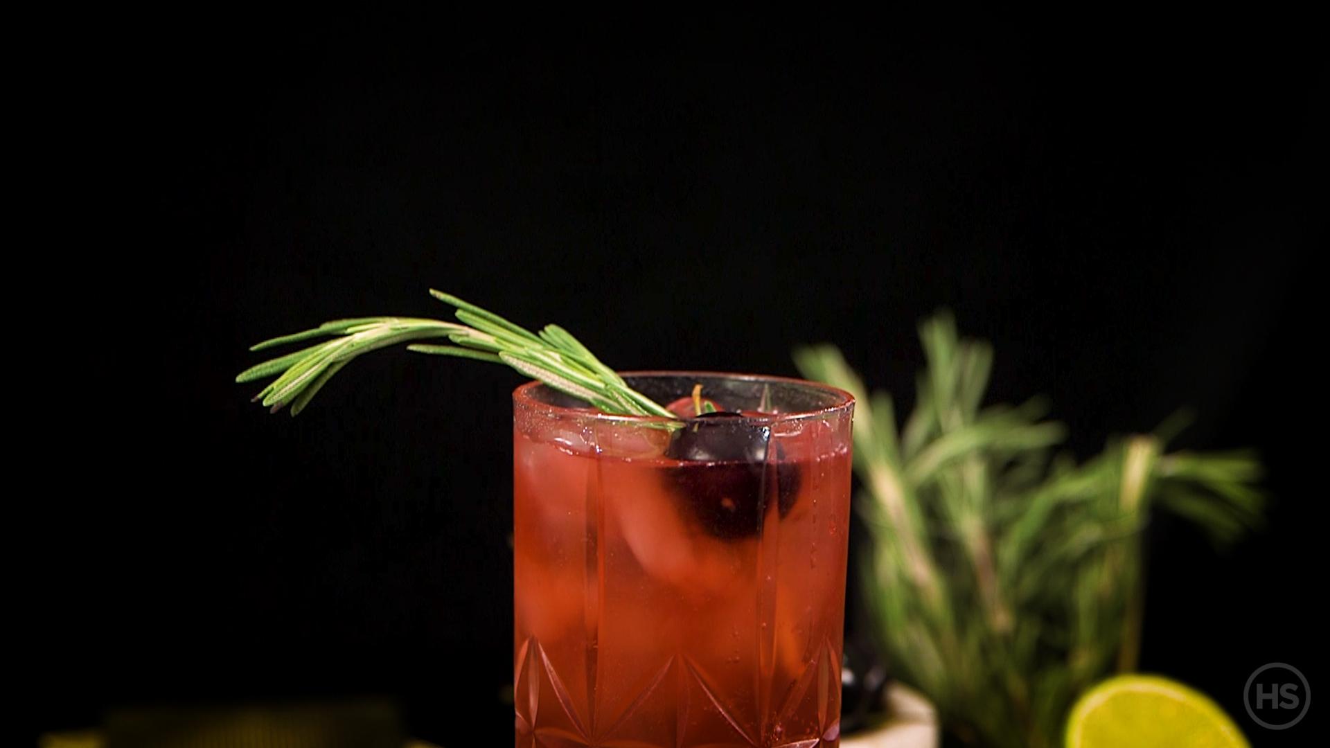 How to serve a vodka martini