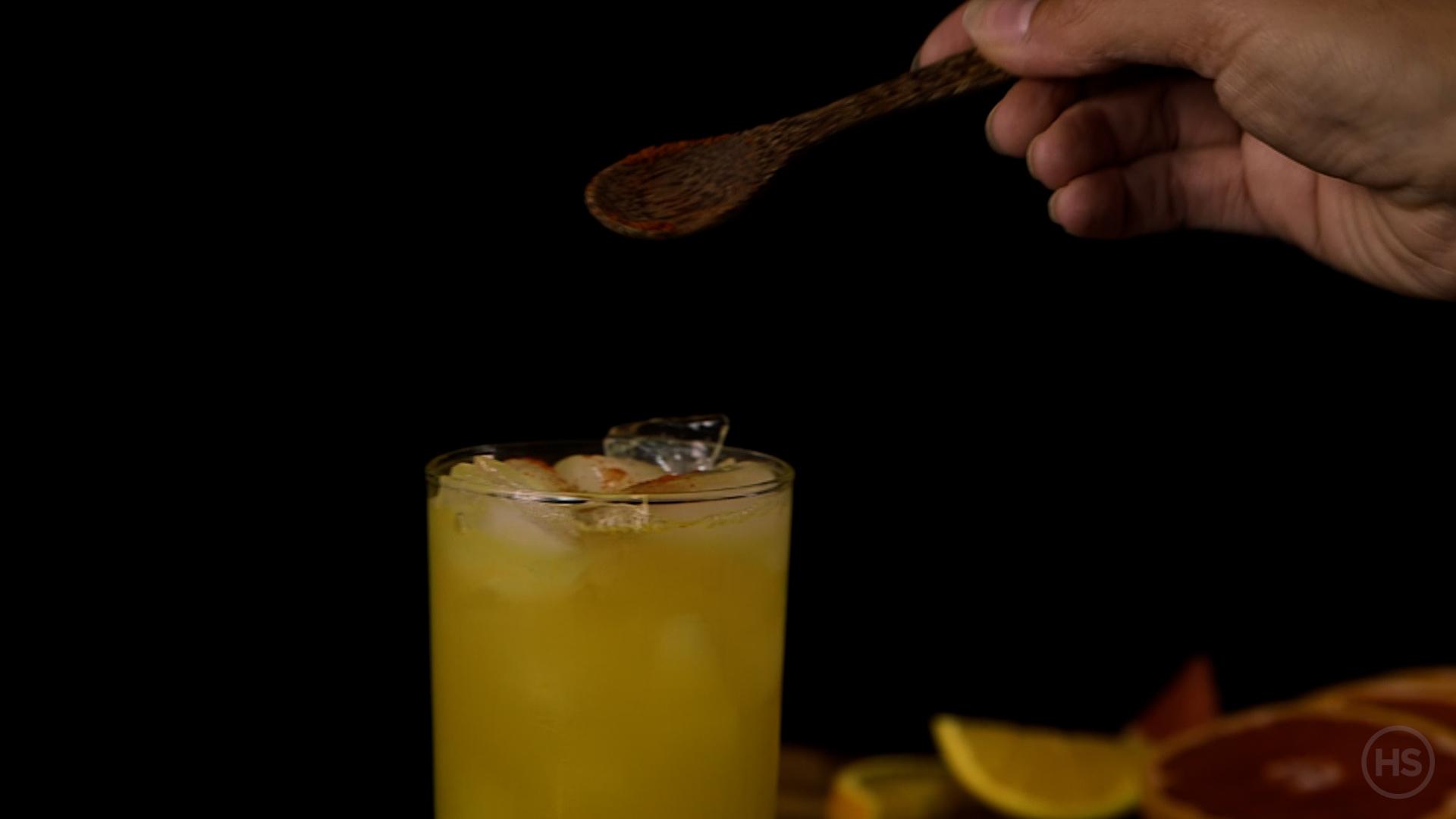 Vodka orange juice cocktails