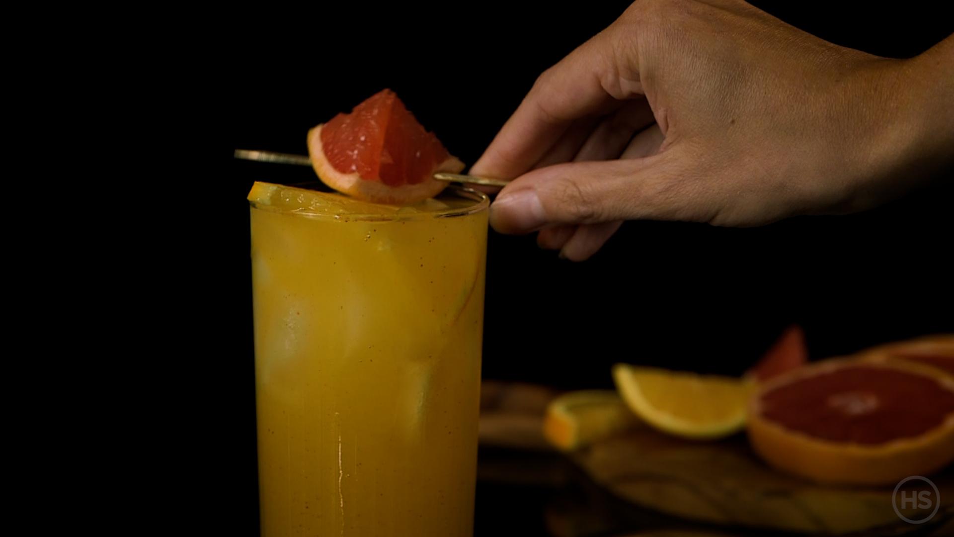 Screwdriver cocktail ingredients
