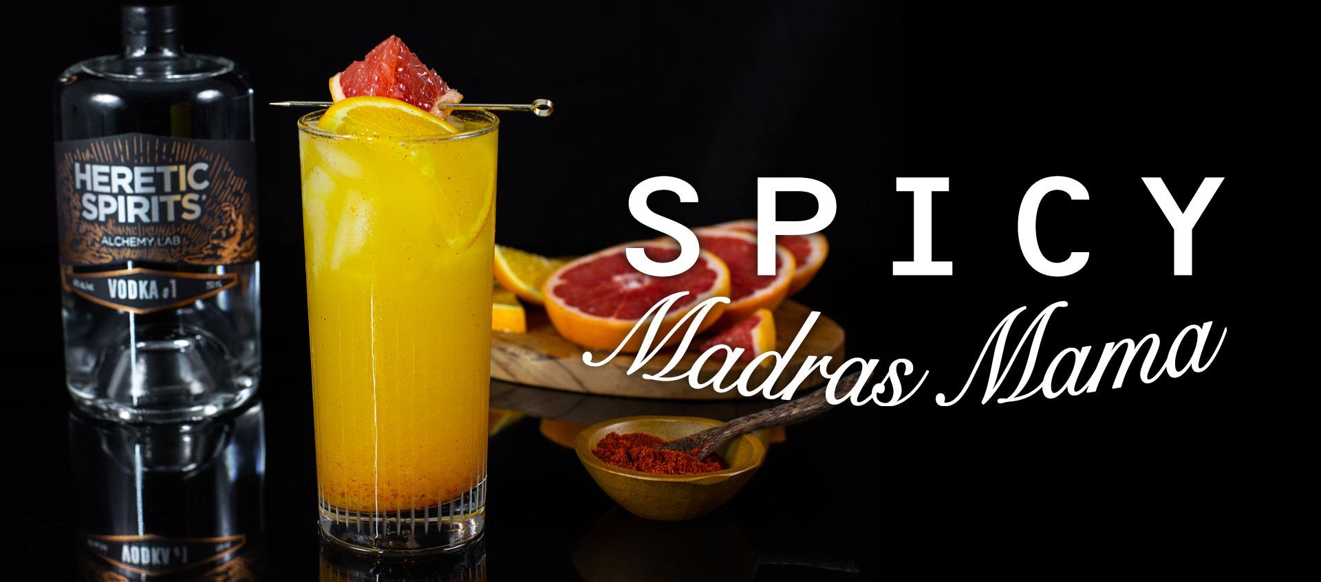 Vodka and orange cocktail recipe screwdriver