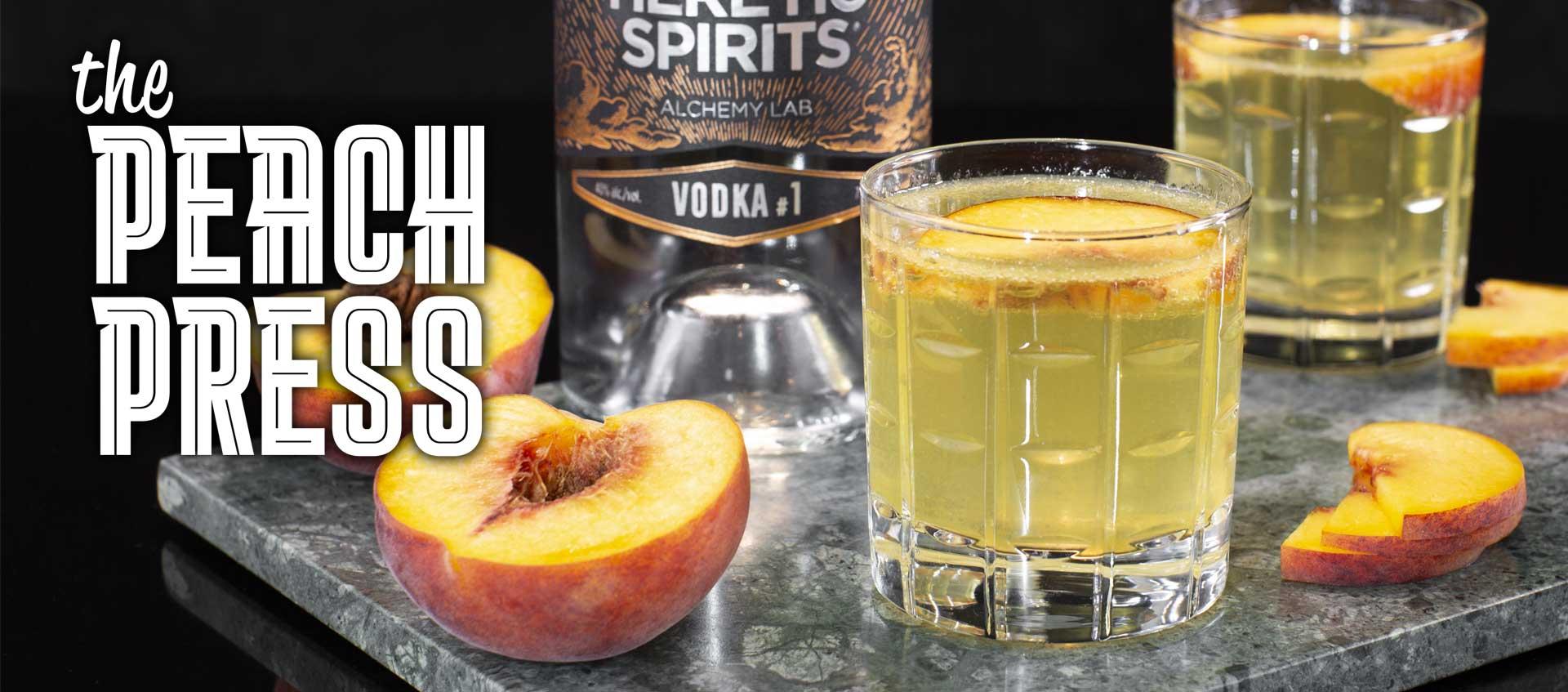 Vodka press recipe