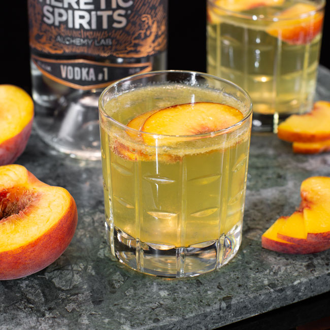 Vodka press cocktail recipe
