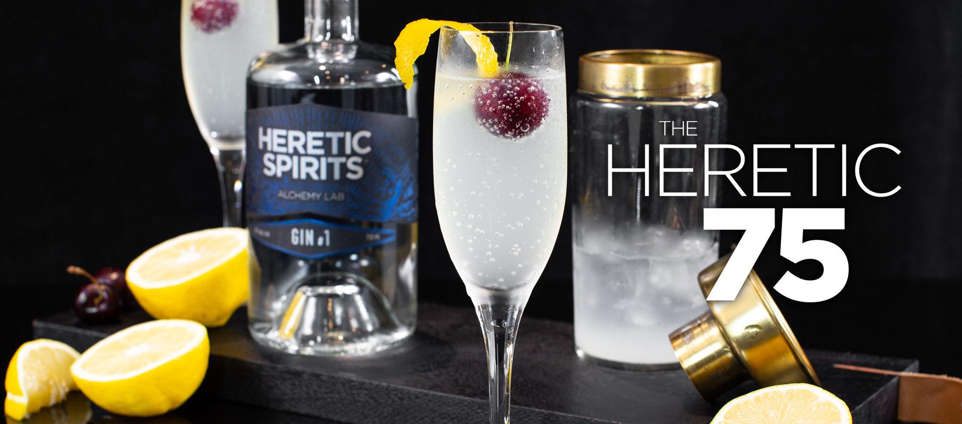 Bramble cocktail Heretic Spirits