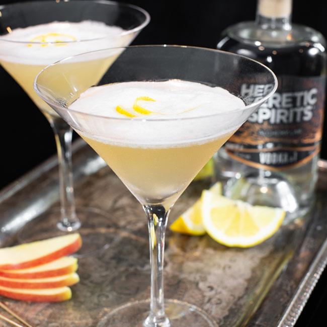 Vodka sour recipe Heretic Spirits