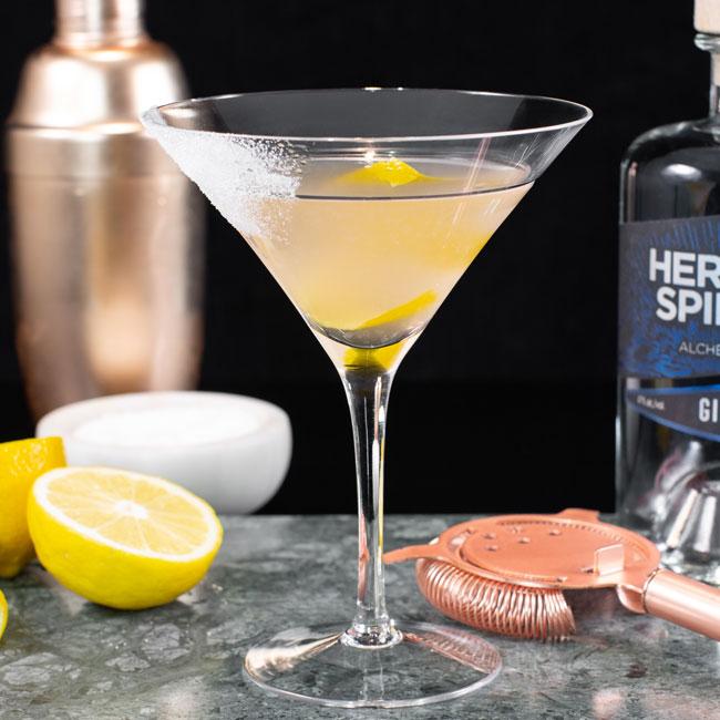 Gin lane cocktail recipe - Heretic Spirits